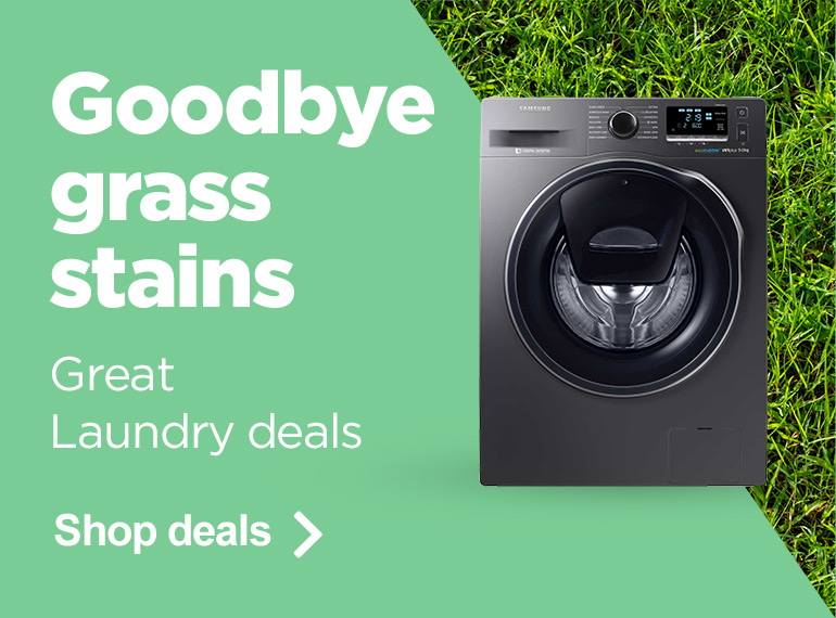 Goodbye Grass Stains - Shop Laundry