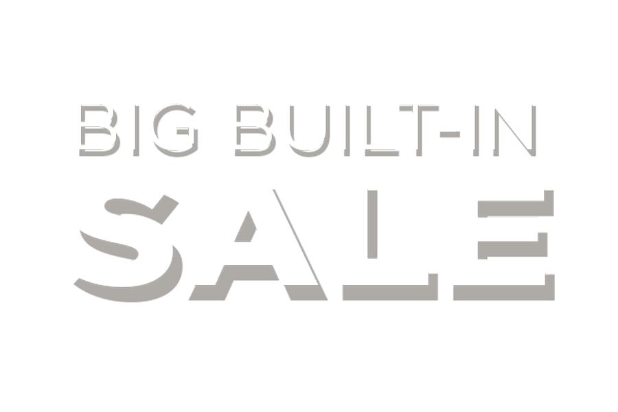 Save up to £250 on our big built in sale with free next day delivery