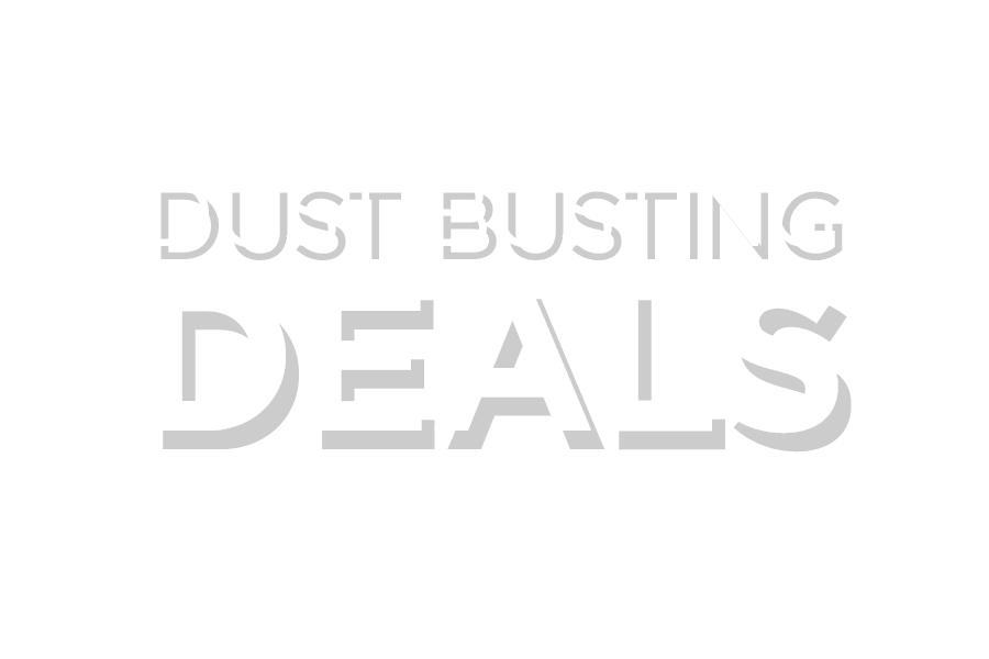 Dust Busting Deals - Free next day delivery