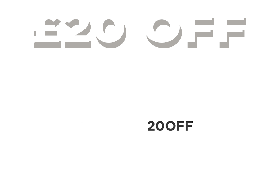 £20 of Kitchen appliances over £299 with code: 20OFF + 0% finance on selected appliances