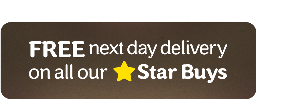 Free delivery. Choose a day that suits you.