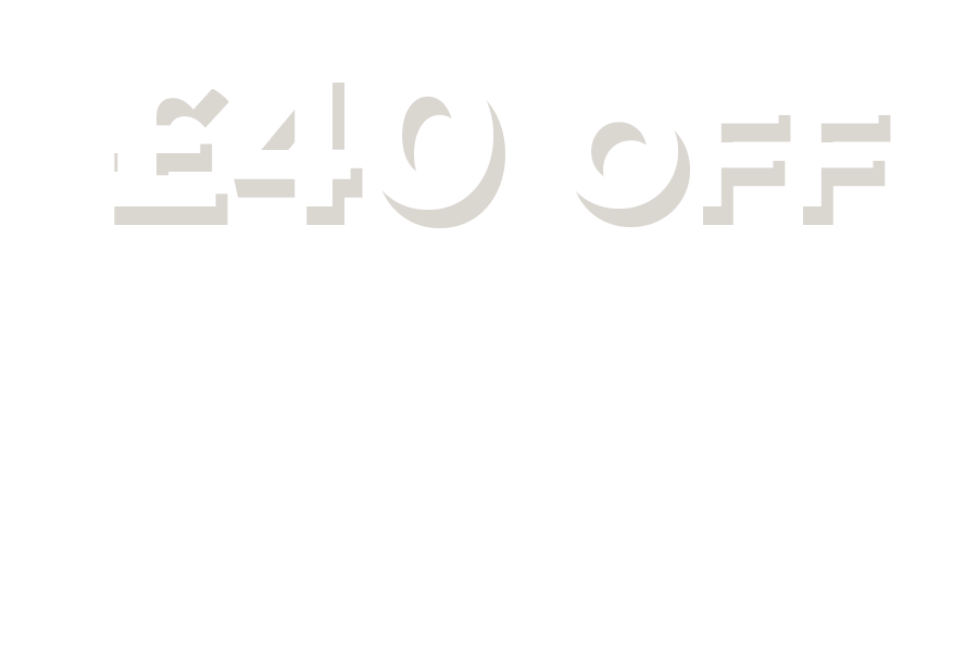£40 off all built-in appliances over £299