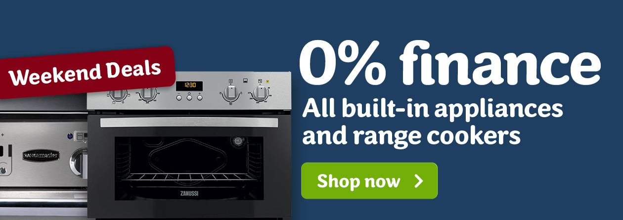 40% off built in cooking