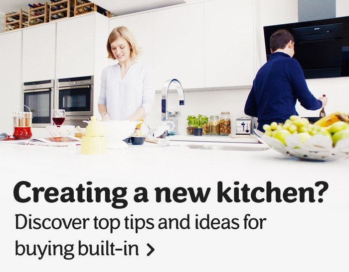 Creating a new Kitchen