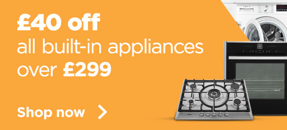 £40 off built in over £299