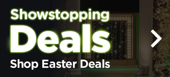 Show Stopping Easter Deals