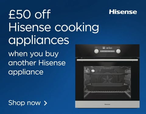 Save £50 on Hisense BI when bought with other