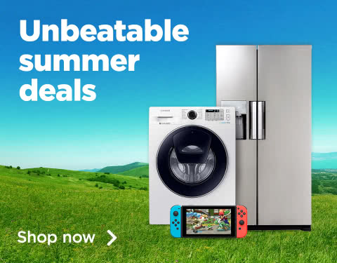 Summer unbeatable deals