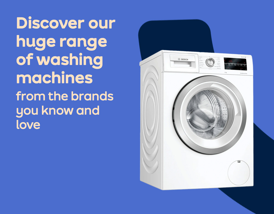 Discover our range of Washing Machines | AO Business
