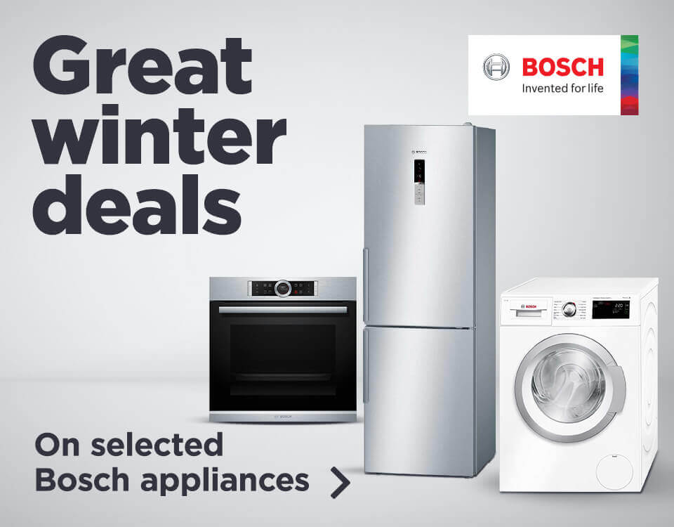 Bosch Winter Deals