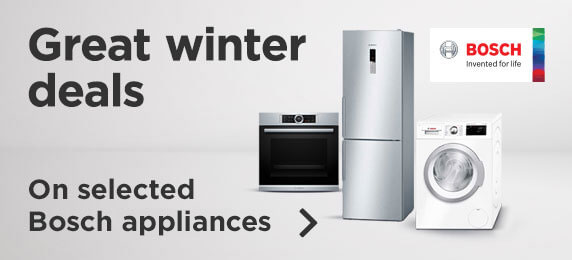 Bosch Winter Offers