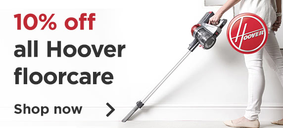 10% off Hoover