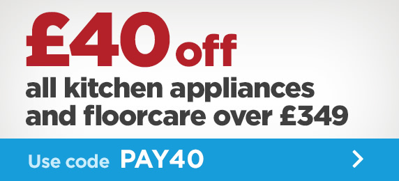 £40 Off Over £399