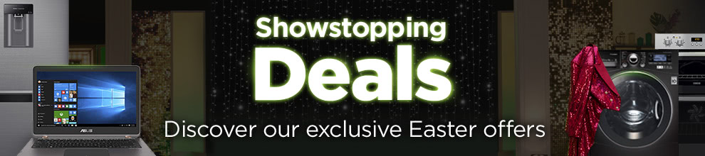 Showstopping Deals