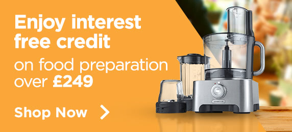 Interest Free Credit Food Preparation